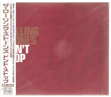 """ROLLING STONES """"Don 't stop"""" 3 track CD Japon"""