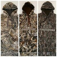 Men's REALTREE  extra Max Camo Hunting Camping Fishing Pullover Fleece Hoodies