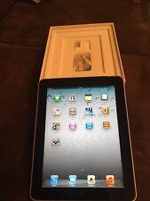 Apple iPad 1st Generation 64GB, Wi-Fi + 3G, 9.7in - Black Tablet