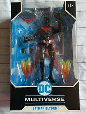 MIP 2021 McFARLANE TOYS DC MULTIVERSE  BATMAN BEYOND  BATMAN