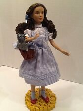 ROBERT TONNER WIZARD OF OZ DOROTHY DOLL IN ORIGINAL BOX RUBY SLIPPERS & TOTO TOO