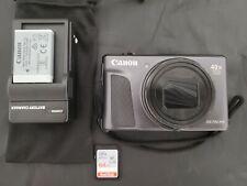 Canon PowerShot SX730 HS 20.3MP Vlogging Digital Camera - 40x Optical Zoom 64GB