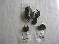 """Set Of 3 Blackberry Items,1,Charger,2,Adapters """" AWESOME """" NOS ? """" SET """""""