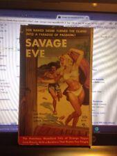 '53 Savage Eve Good Girl Art Sleaze Pb
