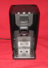 Philips Senseo Kaffeepadmaschine Padmaschine HD 7863 Quadrante mit 2 Padhalter