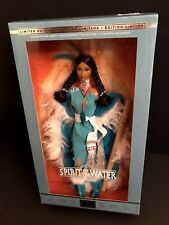 Spirit of the Water Barbie Doll 2002 Native American Indian Rainstick #53861 New
