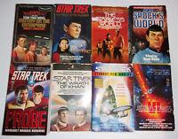 8 Star Trek TOS PB Lot Probe Spock's World Price of the Phoenix VI Wrath of Khan