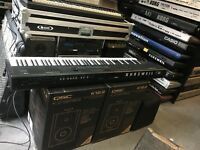 KURZWEIL PC 88 weighted key keyboard  /Piano  PC88 MIDI //ARMENS//