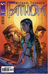 FATHOM #3 (1998) NM MICHAEL TURNER IMAGE COMICS
