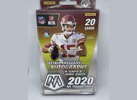 2020 Panini Mosaic NFL Football Hanger Box Target Exclusive Reactive Gold