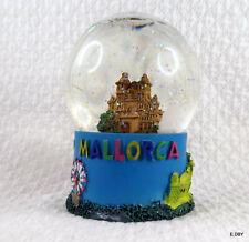 BOULE A NEIGE    MALLORCA Majorque ESPAGNE  ...SNOW GLOBE
