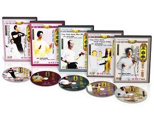 Chinese Kungfu Wushu Wing Chun Yong Chun Quan Series by Peng Shusong 5DVDs
