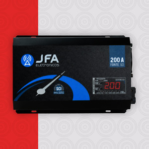 JFA Sci 200A Power Supply And Charger