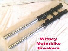 TRIUMPH FORKS FRONT SUSPENSION TROPHY 900 1200 TO VIN 29155 SPRINT CARBS