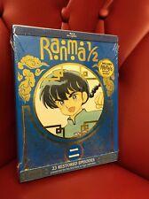 Ranma 1/2 Anime Series Limited Edition Seasons 2 BluRay/Box Set (G4)