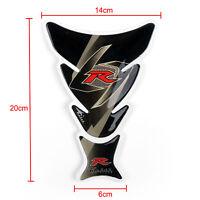 Motorcycle Oil Tank Protector Pad R For Suzuki GSXR 600 750 1000 1300 Black F