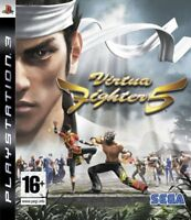 Virtua Fighter 5 (PS3 Game) *VERY GOOD CONDITION*