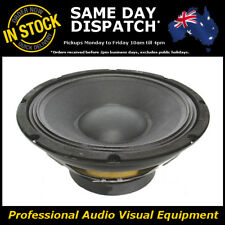 """10"""" 200WRMS 4 Ohms PA DJ Speaker Subwoofer Sub Driver 10 Inch Quality Woofer"""