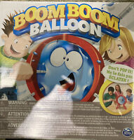 Boom Boom Balloon By Spin Masters Classic Board Game