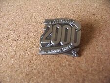 2000 Colorado Rockies Party Suites and Warning Track lapel pin Coors Field