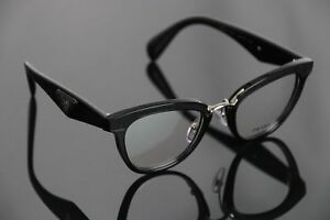 Brand New Prada Authentic Women Eyeglasses Frame VPR 26S 1AB-1O1 Italy Rx Italy