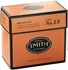 Smith Tea Rooibos Red Nectar 15-Count