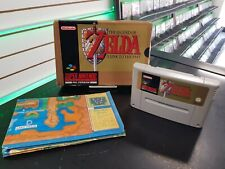 The Legend of Zelda A Link To The Past - SNES Fast Delivery
