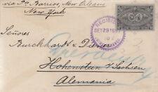 Guatemala - Ganzsache - Wertstempel 10 Centavos - Schiff/Lokomotive