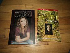 2 Imprisonment Survivor Biographies Captive Clara Rojas & Freedom Malika Oufkir