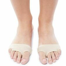 NatraCure Gel Forefoot Cushion Pads, 1 Pair - Size: S/M