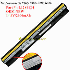 2900mAh OEM Genuine Battery L12S4E01 For Lenovo IdeaPad G50-45 G50-70 G50-70M