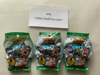 Yo-Kai Watch Medals Series 3 BUNDLE x 3 BLIND BAGS BRAND NEW