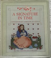 A Signature in Time Vanessa-Ann Collection © 1987 HB with DJ 167 Pages