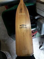 Carlisle Wooden Paddle