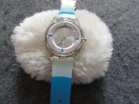 New - Blue Leasure Sports Ladies Quartz Water Resistant Watch