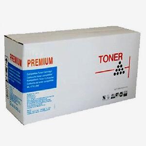 1 x BLACK Laser Toner ink Cartridge for HP Printers