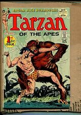 Tarzan #207 -#1 in DC title , Fighting Ape - 1972 (Grade 7.5) WH