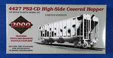LIFE-LIKE PROTO 2000 MKT 4427 PS2-CD High-Side Hopper 1/87 HO Scale Kit NEW!