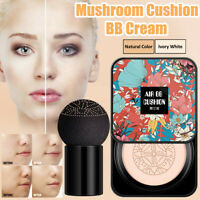 Air Cushion Mushroom Head CC Cream Concealer Moisturizing Makeup BB Cream New
