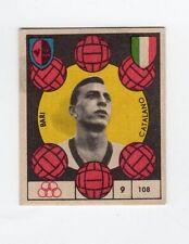 figurina CALCIO VAV 1959/60 NUMERO 108 BARI CATALANO