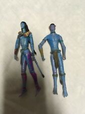 James Cameron's Avatar Movie Masters Neytiri 2 Loose Action Figures 4 Inch