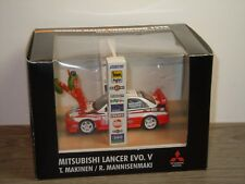 Mitsubishi Lancer Evo V World Rally Champion 1998 - Skid 1:43 in Box *35786