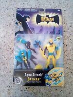 The Batman : *Aqua Attack Batman*, Mattel Action Figure - DC Comics - NEW