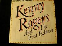 Kenny Rogers And The First Edition Featuring The Songs...LP MCA MCA-911 1984 VG+