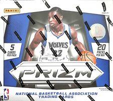 2014-15 Panini Prizm Basketball Sealed Hobby Box