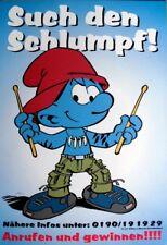 SCHLÜMPFE - Plakat - Such den Schlumpf - Poster