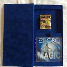 DJ Bobo, Magic, lim. CD LED Edition, mit blauer Box und Bildern, Record-rare-M/M