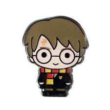 Harry Potter Gryffindor Scarf Chibi Cute Pin Badge Hogwarts Jewellery