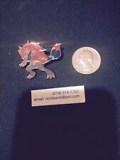 Official  POKEMON  ZOROARK Collector's pin-Just released