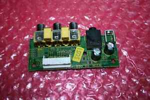 Pioneer - AWW1358, Av PCB